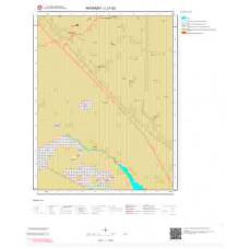 L 31-b2 Paftası 1/25.000 ölçekli Jeoloji Haritası