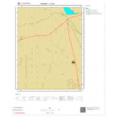 L 31-b3 Paftası 1/25.000 ölçekli Jeoloji Haritası