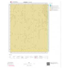 L 31-c3 Paftası 1/25.000 ölçekli Jeoloji Haritası