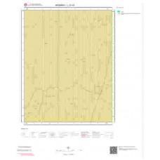 L 31-c4 Paftası 1/25.000 ölçekli Jeoloji Haritası