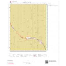 L 31-d3 Paftası 1/25.000 ölçekli Jeoloji Haritası