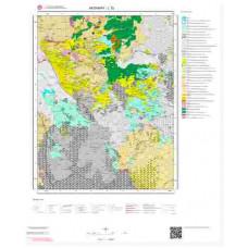 L 32 Paftası 1/100.000 ölçekli Jeoloji Haritası