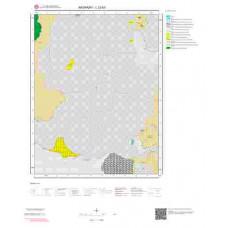 L 32-b2 Paftası 1/25.000 ölçekli Jeoloji Haritası