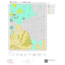 L32c2 Paftası 1/25.000 Ölçekli Vektör Jeoloji Haritası