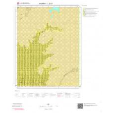 L 32-c3 Paftası 1/25.000 ölçekli Jeoloji Haritası