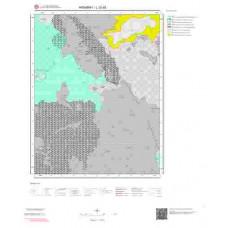 L32d2 Paftası 1/25.000 Ölçekli Vektör Jeoloji Haritası