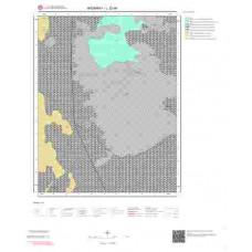 L 32-d4 Paftası 1/25.000 ölçekli Jeoloji Haritası