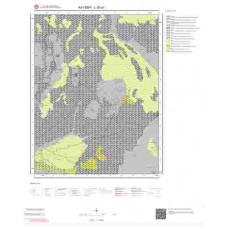 L 35-a1 Paftası 1/25.000 ölçekli Jeoloji Haritası