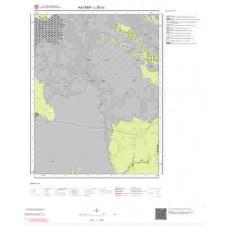 L 35-a2 Paftası 1/25.000 ölçekli Jeoloji Haritası