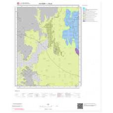 L 35-a3 Paftası 1/25.000 ölçekli Jeoloji Haritası