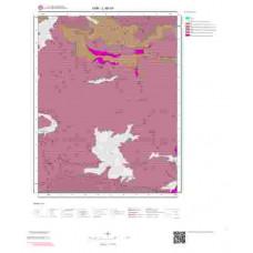 L 48-b4 Paftası 1/25.000 ölçekli Jeoloji Haritası