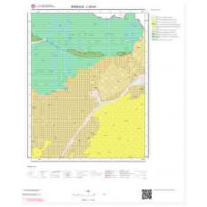 L52b4 Paftası 1/25.000 Ölçekli Vektör Jeoloji Haritası
