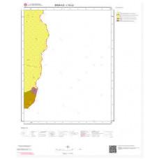 L52c2 Paftası 1/25.000 Ölçekli Vektör Jeoloji Haritası
