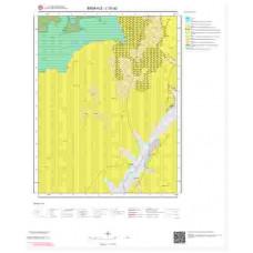L52d2 Paftası 1/25.000 Ölçekli Vektör Jeoloji Haritası