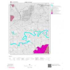 M19a4 Paftası 1/25.000 Ölçekli Vektör Jeoloji Haritası