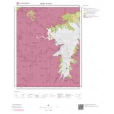 M19c4 Paftası 1/25.000 Ölçekli Vektör Jeoloji Haritası