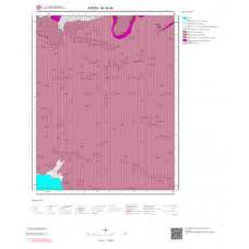M19d4 Paftası 1/25.000 Ölçekli Vektör Jeoloji Haritası