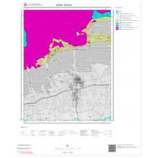 M20b1 Paftası 1/25.000 Ölçekli Vektör Jeoloji Haritası
