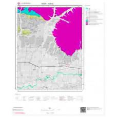 M20b2 Paftası 1/25.000 Ölçekli Vektör Jeoloji Haritası