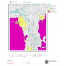 M20b4 Paftası 1/25.000 Ölçekli Vektör Jeoloji Haritası