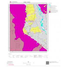 M20c1 Paftası 1/25.000 Ölçekli Vektör Jeoloji Haritası