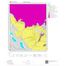 M20c2 Paftası 1/25.000 Ölçekli Vektör Jeoloji Haritası