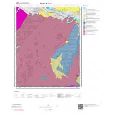 M20c3 Paftası 1/25.000 Ölçekli Vektör Jeoloji Haritası