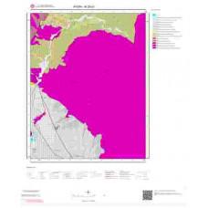 M20d1 Paftası 1/25.000 Ölçekli Vektör Jeoloji Haritası