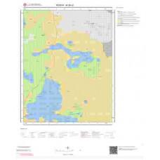 M28c2 Paftası 1/25.000 Ölçekli Vektör Jeoloji Haritası