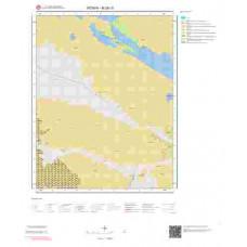 M28c3 Paftası 1/25.000 Ölçekli Vektör Jeoloji Haritası