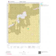 M28d1 Paftası 1/25.000 Ölçekli Vektör Jeoloji Haritası