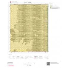 M28d3 Paftası 1/25.000 Ölçekli Vektör Jeoloji Haritası