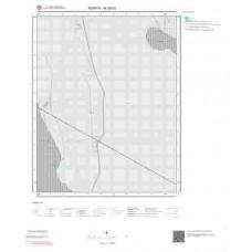 M29b3 Paftası 1/25.000 Ölçekli Vektör Jeoloji Haritası