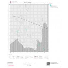 M29b4 Paftası 1/25.000 Ölçekli Vektör Jeoloji Haritası
