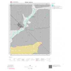 M29c4 Paftası 1/25.000 Ölçekli Vektör Jeoloji Haritası