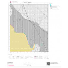 M29d1 Paftası 1/25.000 Ölçekli Vektör Jeoloji Haritası