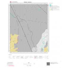 M29d3 Paftası 1/25.000 Ölçekli Vektör Jeoloji Haritası