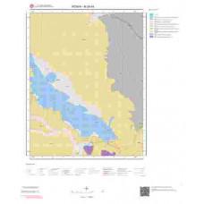M29d4 Paftası 1/25.000 Ölçekli Vektör Jeoloji Haritası