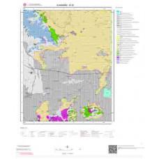 M30 Paftası 1/100.000 Ölçekli Vektör Jeoloji Haritası