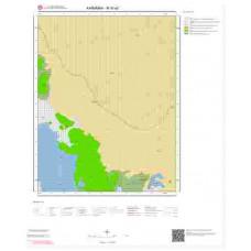 M30a2 Paftası 1/25.000 Ölçekli Vektör Jeoloji Haritası