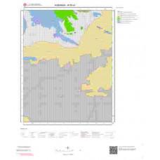 M30a3 Paftası 1/25.000 Ölçekli Vektör Jeoloji Haritası