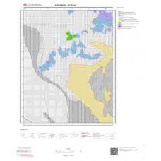M30a4 Paftası 1/25.000 Ölçekli Vektör Jeoloji Haritası