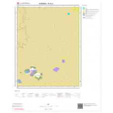 M30b1 Paftası 1/25.000 Ölçekli Vektör Jeoloji Haritası