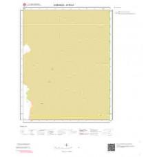 M30b4 Paftası 1/25.000 Ölçekli Vektör Jeoloji Haritası