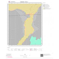 M30c2 Paftası 1/25.000 Ölçekli Vektör Jeoloji Haritası