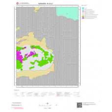 M30c3 Paftası 1/25.000 Ölçekli Vektör Jeoloji Haritası
