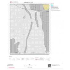 M30d1 Paftası 1/25.000 Ölçekli Vektör Jeoloji Haritası