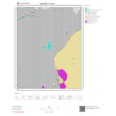 M30d4 Paftası 1/25.000 Ölçekli Vektör Jeoloji Haritası