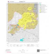 M31 Paftası 1/100.000 Ölçekli Vektör Jeoloji Haritası