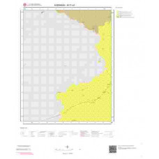 M31a3 Paftası 1/25.000 Ölçekli Vektör Jeoloji Haritası